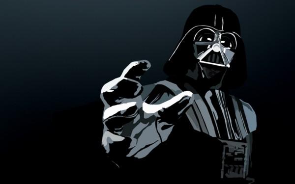 Darth Vader Hand