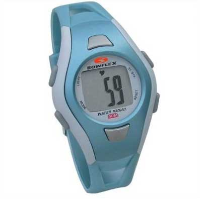 Bowflex Women's Fit 10S Strapless Heart Rate Watch