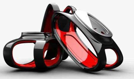 Concept Strapless Watches