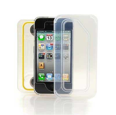 InnoPocket Amphibian Case for Iphone 4s