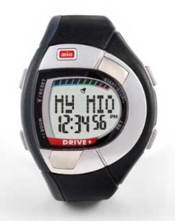 Mio Men's Drive Plus Starpless Heart Rate Watch