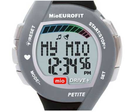 Mio Women's Strapless Heart Rate Watch