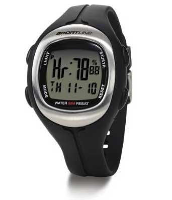 Sportline 915 Men's Solo Heart Rate Watch