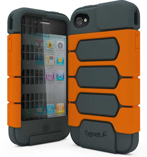 Cygnett Workmatt Case for iPhone 4s Phones