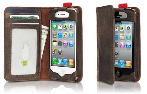 TwelveSouth BookBook iPhone 4s Case