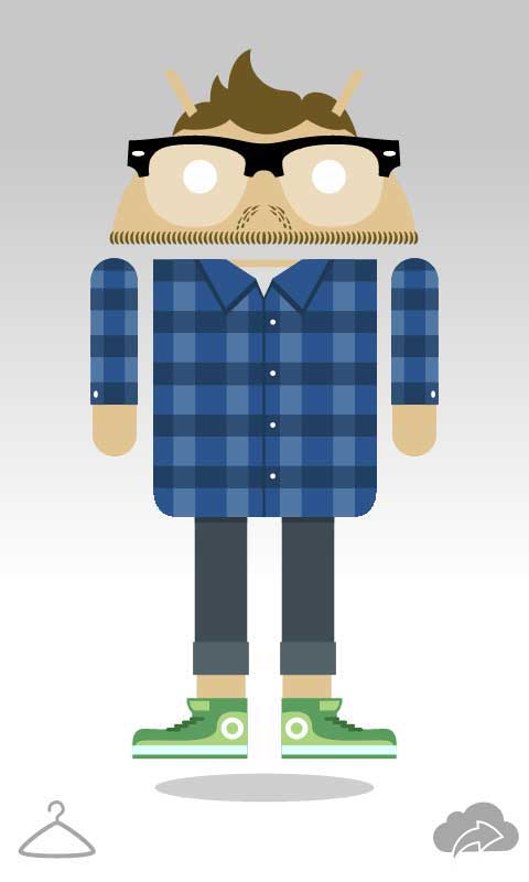 Androidify Live Android Wallpaper