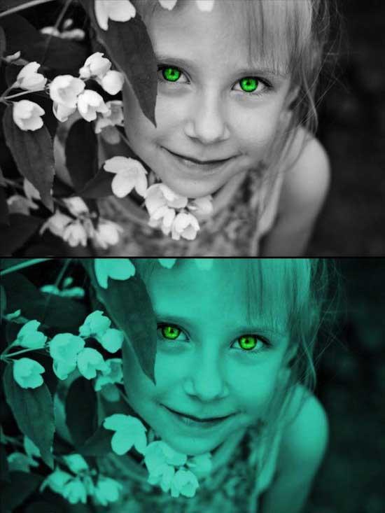Eye Color Booth HD