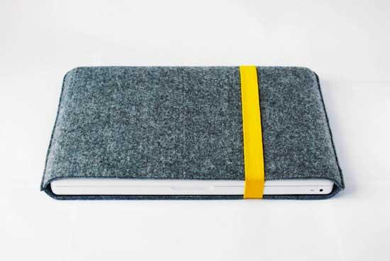 Hard Felt Macbook