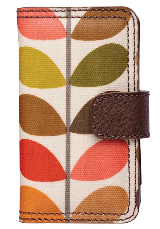 Orla Kiely Multi Stem Folio Case