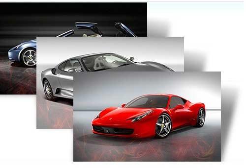 Ferrari Theme for Microsoft
