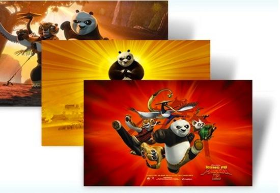 Kungfu Panda 2 Theme