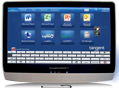 Tangent Tycoon Operating System