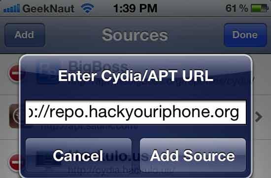 hack your iphone cydia repo
