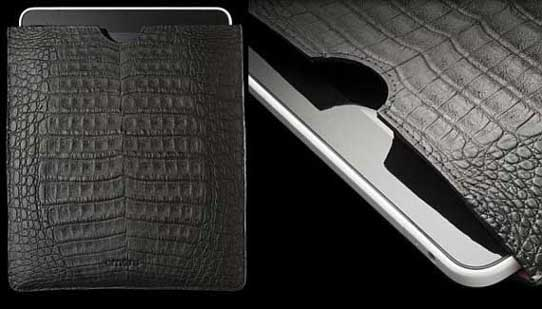 Expensive iPad Case by Designer Alexander Amosu