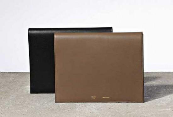 Celine's Expensive Designer iPad Case