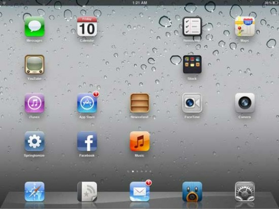 Gridlock iPad