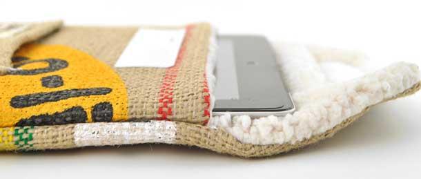 Juan Valdez iPad Sleeve