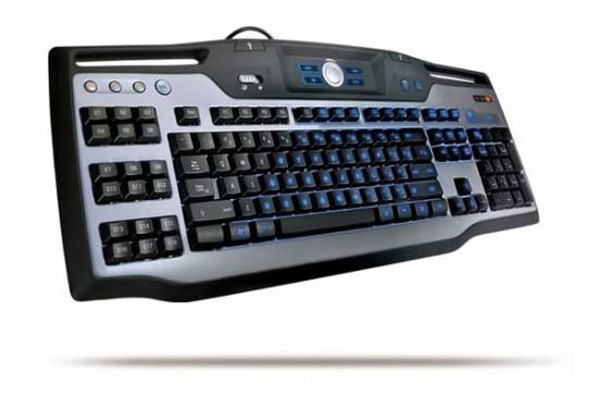 Gaming Keyboard Logitech G11