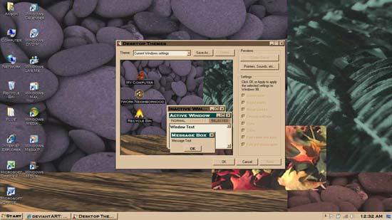 Windows 98 Plus