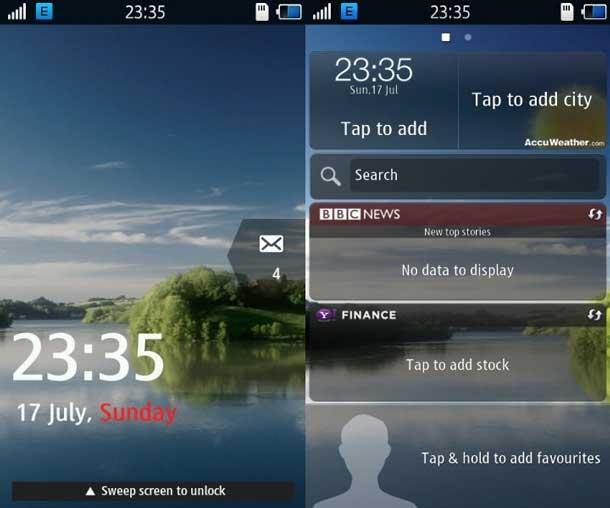 Bada 2 on Samsung Wave 2
