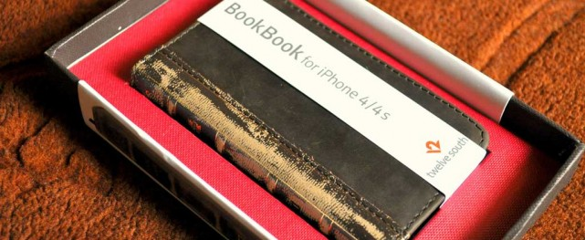 Giveaway – BookBook Leather Case for iPhone