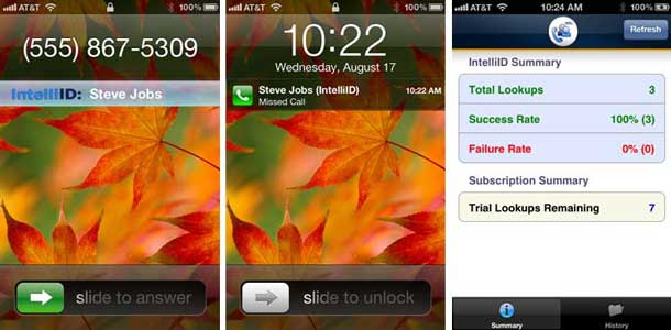 IntelliID Cydia Tweak