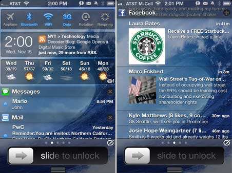 IntelliScreenX Cydia App