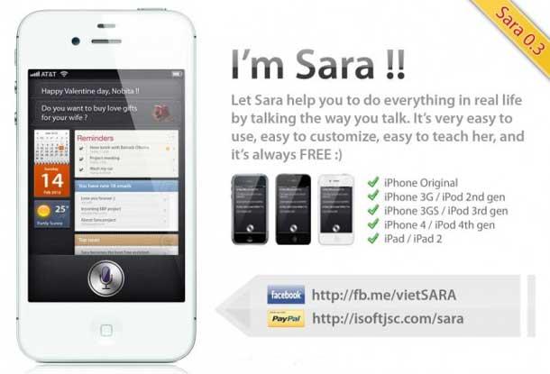 Best Cydia Apps - Sara