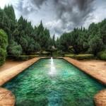 HTC green-water pool