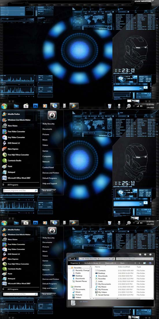 mac os theme pack for windows 7 free download