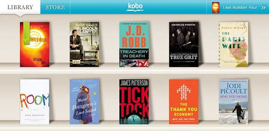 KoBo eBook Reader for Android