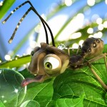 HTC Android Desire little ant Wallpaper