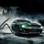 HTC Desire Wallpapers powerful car