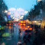 HTC Desire rain Wallpapers