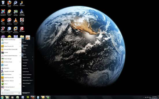 Earth HD