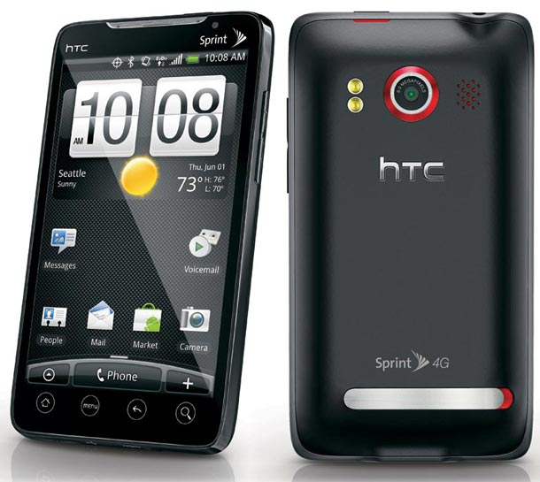 HTC EVO Sprint 4G