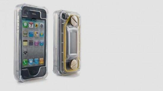 Amphibian waterproof iphone 4 case