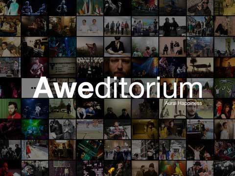 Aweditorium iPad Apps