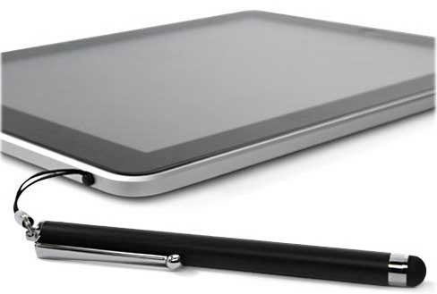 Capacitive iPad Styra