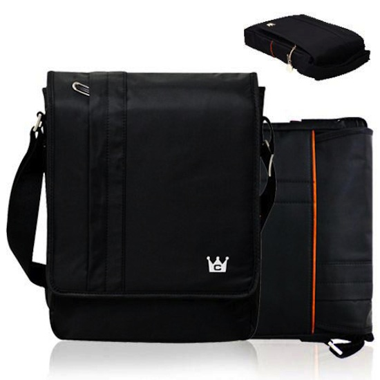 CaseCrown Vertical Multi Pocket Messenger Bag