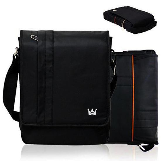 CaseCrown Vertical Multi Pocket Messenger Bag
