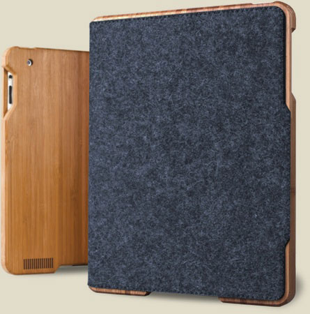 Grove Bamboo New iPad Case