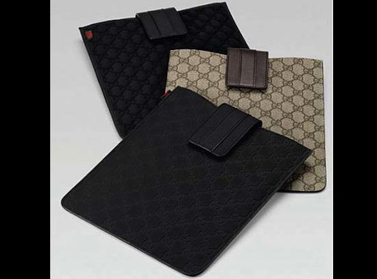Gucci iPad case