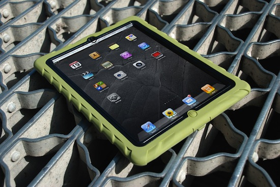 Gumdrop Drop Tech Military Edition for New iPad