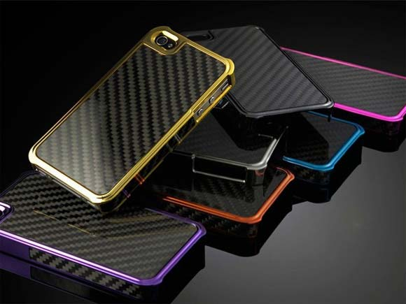 Ion Predator Zero Carbon Fiber iPhone 4