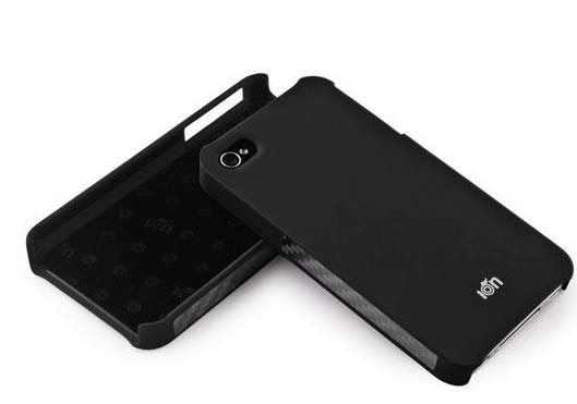 Ion Stealth Ranger Carbon Fiber iPhone 4 / 4S Case