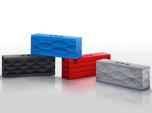 Jawbone Wireless Speaker 20 Top iPad Accessories