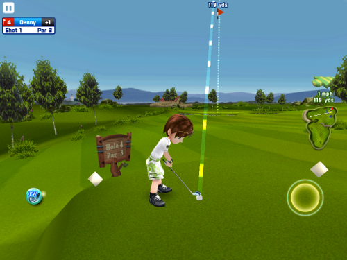 Let's Golf HD