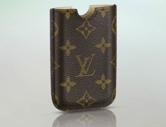 Monogram Canvas iPhone case