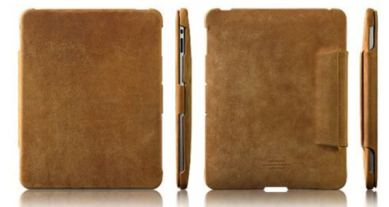 SGP iPad Leather Case Vintage Edition